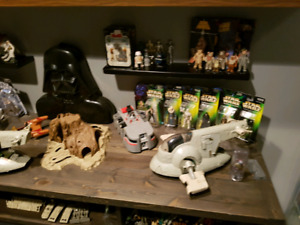 Looking to buy old toys from 70s and 80s