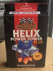 Helix power tower