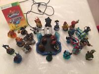 Sky landers super chargers Xbox 360 game portal & 27 characters