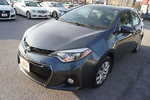 2014 Toyota Corolla S | LEATHER | BACKUP CAM | HEATED SEAT |