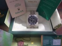 New Swiss Rolex Submariner Silver for sale!£35!