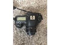 Cannon mk-iii 5D spares or repairs bundle