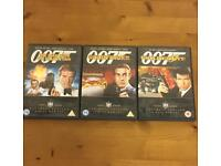 Dvd 007 collection