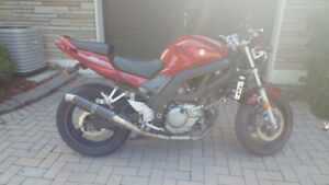SV650n For sale or trade