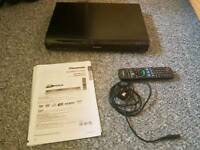 Panasonic DVD player and recorder