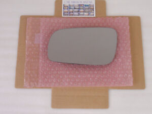 CMB501LFH HEATED FLAT Mirror Glass for Audi VW Driver Side Left