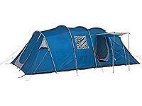 Regatta Premium 8 person tent.