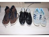 Mens shoes size 8-10