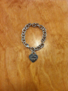 Return to Tiffany Heart Tag Charm Bracelet