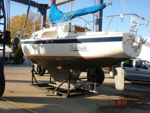 GRAMPIAN 26 SAILBOAT FOR SALE