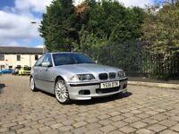 BMW 330D MSPORT FSH CAR 8 MONTH MOT NEW TYRES