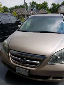 2006 Honda Odyssey EX-L For Sale