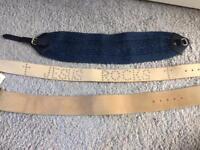 All Saints Ladies belts