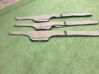 3 rod protection bags