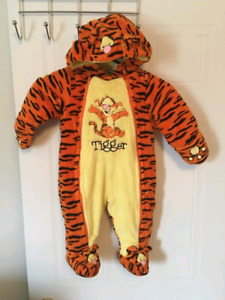 Tiger Baby Winter Suit 06-24 months