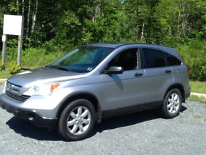 2007 Honda CR-V EX SUV... ONE OWNER..UNDERCOATED..CP CLEAN