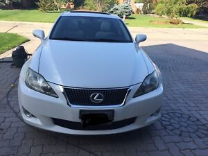 2009 LEXUS IS250 AWD $13500 W/safety $13000 W/O