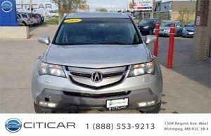 2008 ACURA MDX TECH PKG!SH-AWD!NAV PKG!BACK-UP CAMERA!TOW PKG!