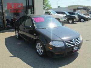 2009 VOLKSWAGEN CITY JETTA  ! PRICED TO SELL ! WE FINANCE !
