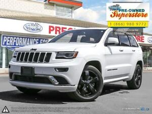 2016 Jeep Grand Cherokee Overland***High Altitude Edition***