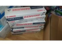 JOBLOT x7 Genuine Canon Npg-9 Toners