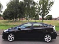 TOYOTA PRIUS 1.8 VVT-I T SPIRIT 2010 CVT HYBRID LEATHER