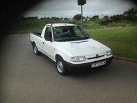 Skoda Felicia 1.9d Pick Up not VW Caddy rare find gem