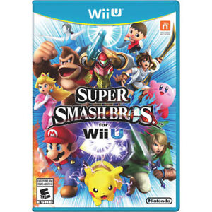 Used Nintendo Wii U games from as low as $15