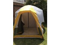 Columbia Squall Ridge Six-Person Two-Room Family Dome Tent