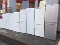 FRIDGE FREEZERS FROM £69 with 6 month warranty!!