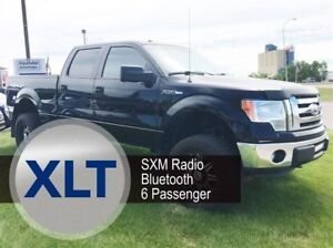 2011 Ford F-150 Comfort | Accommodating