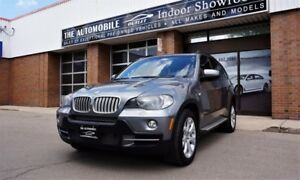2008 BMW X5 AWD 4.8i PANO ROOF NO ACCIDENT