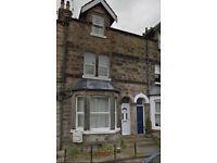 Room in Central Harrogate £325pcm Furnished (extra) or unfurnished