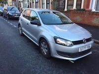 2010 VOLKSWAGEN POLO 1.2 S 5 DOOR HATCHBACK MANUAL, PETROL, 55k
