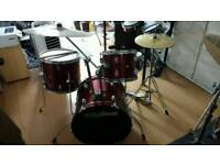 Sonor jazz drumkit