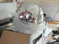 Classic Mirrorball Effect