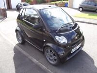 BARABUS smart fortwo cabrio 54 Plate this is registered a genuine barabus not a look a like