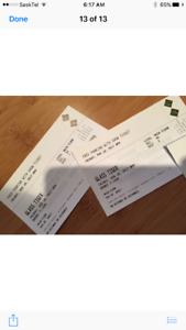 Glass Tiger tickets for sale