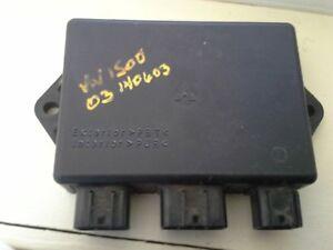 Module ignition 21119-1515 Vulcan ou Nomad 1999 à 2004