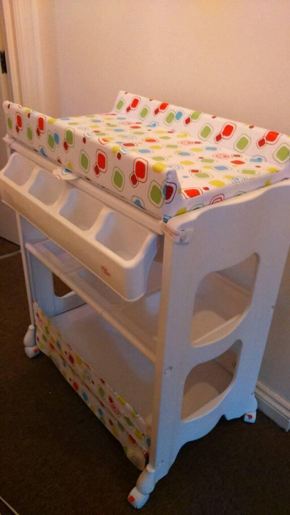 Bebe Style Baby Portable Changer Unit & Bath | in Poole, Dorset ...