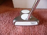 Odyssey White Hot 2 Ball Centre Shafted Putter