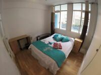 Double Room in Chancery Lane Available Soon