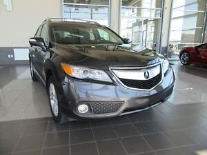 2015 Acura RDX LOCAL TRADE, BACK UP CAMERA, FACTORY WARRANTY,...