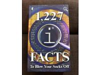 QI 1227 Facts to Blow Your Socks Off