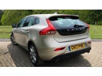 2017 Volvo V40 T3 (152) Inscription 5dr Geart Automatic Petrol Hatchback