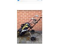 Masters MB-JT110 junior cart golf bag