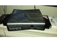 MW3 xbox 360 320gb harddrive