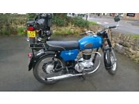 AJS 350 model 8 1962 excellent condition