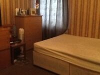 Double room to rent for a single person