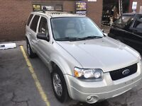 2005 FORD ESCAPE LIMITED ONLY $4995.00 CERT Hamilton Ontario Preview